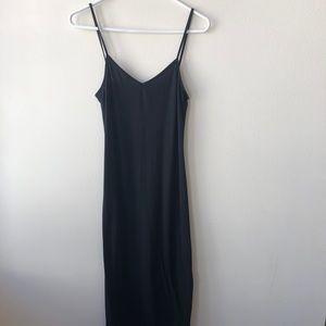 Black American Apparel Maxi Dress